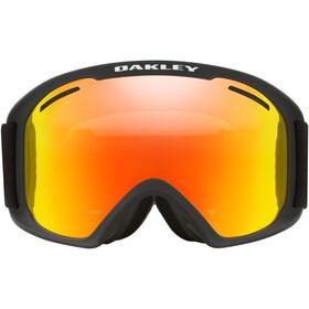 Oakley O Frame 2.0 Pro XL Snebriller Herrer, black/fire iridium&persimmon